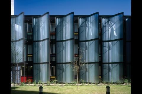 James Lighthill House Student Accommodation